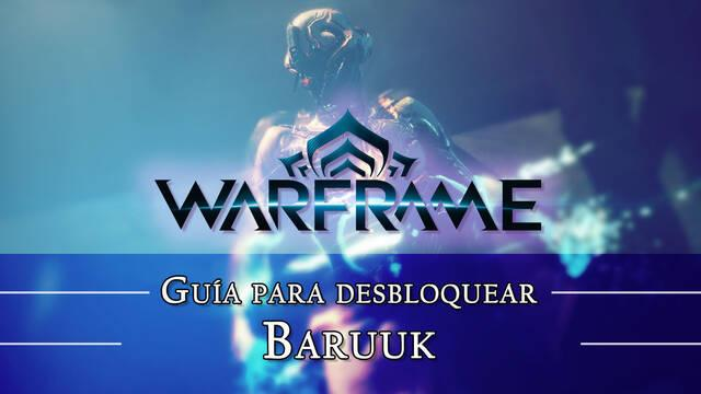 Warframe Baruuk: cómo conseguirlo, planos, requisitos y estadísticas