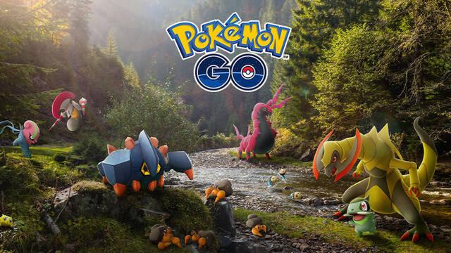 evoluciones por intercambio Pokémon Go