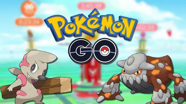 Jefes de Incursión Pokémon Go