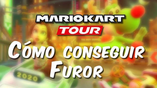Cómo conseguir efecto Furor en Mario Kart Tour y mejorar su probabilidad