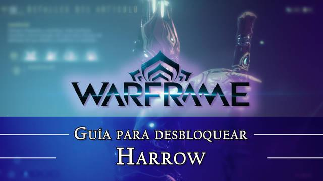 Warframe Harrow: cómo conseguirlo, planos, requisitos y estadísticas