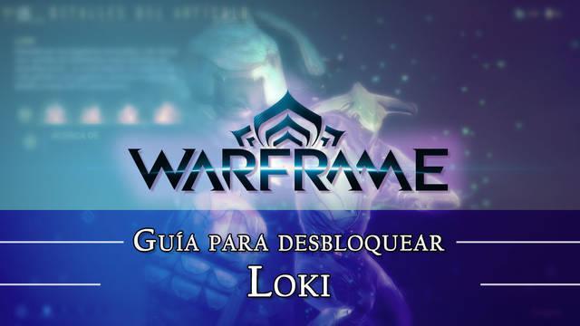 Warframe Loki: cómo conseguirlo, planos, requisitos y estadísticas