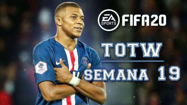 FIFA 20 TOTW 19