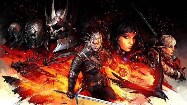 The Witcher película animación