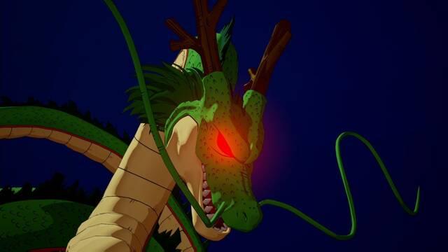 Cómo pedir tres deseos con las Bolas Dragón en Draon Ball Z: Kakarot
