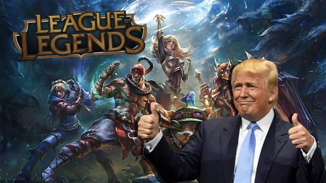 Donald Trump LoL