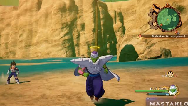 Mod de Dragon Ball Z Kakarot