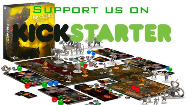 kickstarter y los juegos de mesa