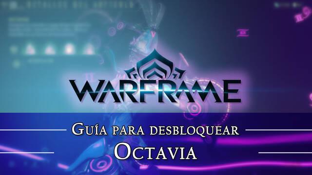 Warframe Octavia: cómo conseguirlo, planos, requisitos y estadísticas