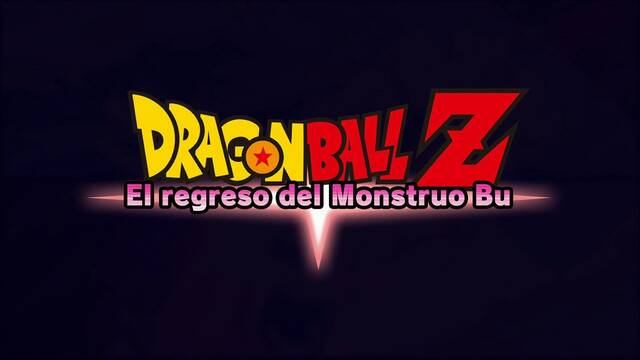 Saga del Monstruo Bu al 100% en Dragon Ball Z: Kakarot