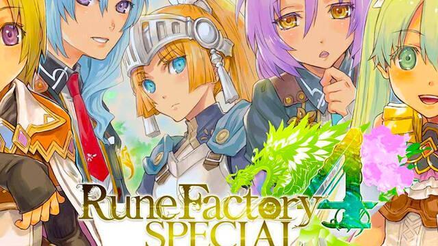 rune factory 4 special llega a europa