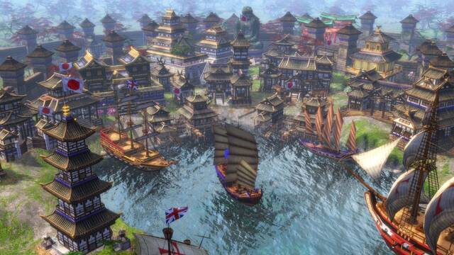 La beta de Age of Empires III: Definitive Edition tendrá lugar en febrero.