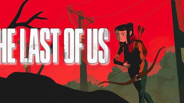 serie de animación the last of us