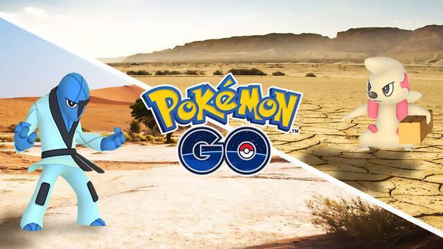 Pokemon Go, cambios en los combates