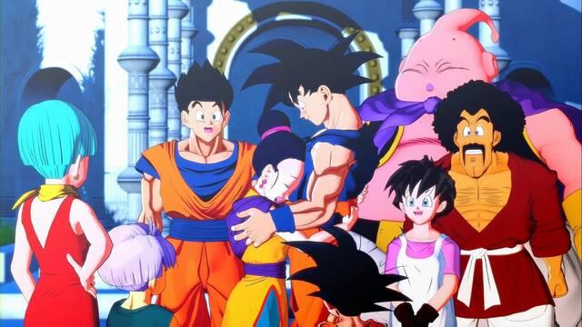 Juego libre al 100% en Dragon Ball Z: Kakarot