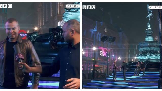 Entrevista BBC en Watch Dogs Legion