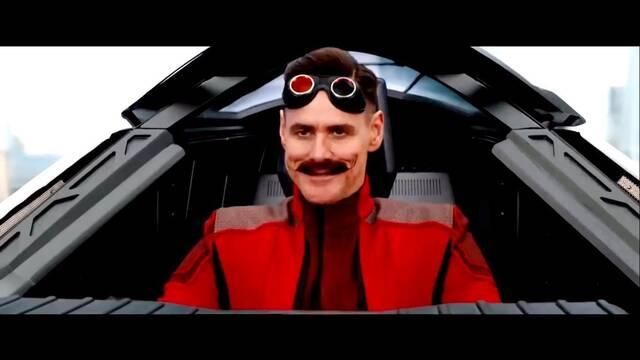Jim Carrey quiere seguir siendo el Dr. Eggman