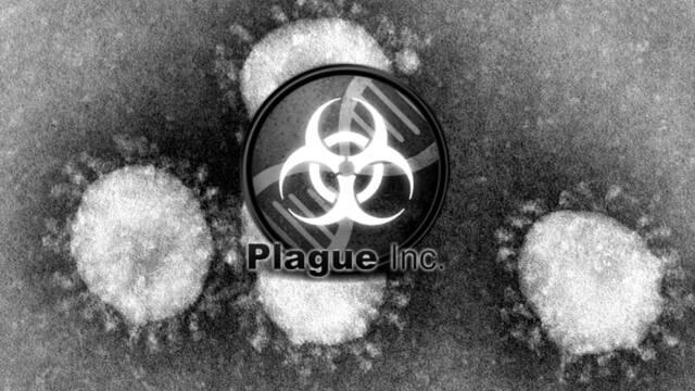 plague inc no es un simulador de coronavirus