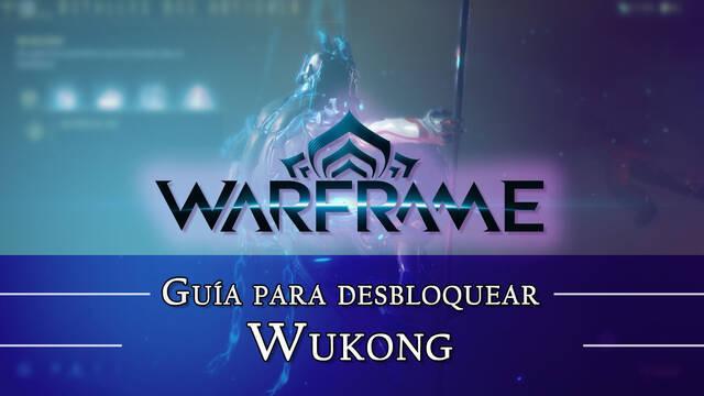 Warframe Wukong: cómo conseguirlo, planos, requisitos y estadísticas
