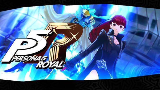persona 5 royal estrena otro personaje