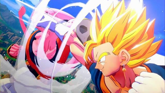 Cómo hacer Combos Z en Dragon Ball Z: Kakarot