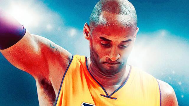 Kobe Bryant, fallecido, y NBA 2K2020