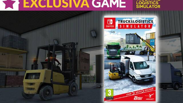 GAME reserva Truck And Logistics Simulator