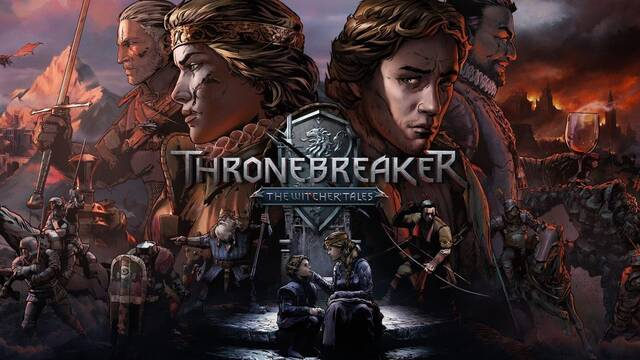 Thronebreaker The Witcher Nintendo Switch fecha de lanzamiento