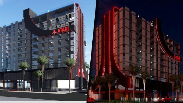 Atari Hotel, hoteles con la licencia de la marca Atari