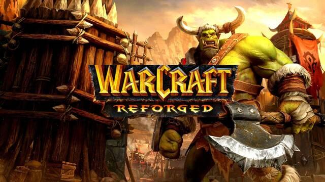 Warcraft 3 Reforged ya disponible