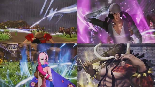 One Piece: Pirate Warriors 4 muestra su multijugador