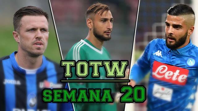 FIFA 20 TOTW 20