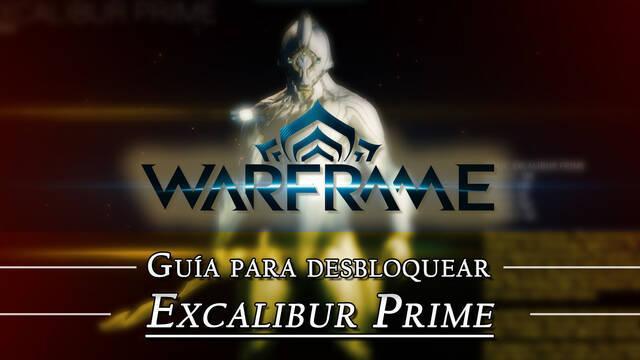 Warframe Excalibur Prime: cómo conseguirlo, estadísticas y diferencias