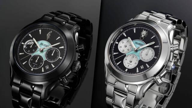 Relojes de Final Fantasy 7 de 2500 dólares