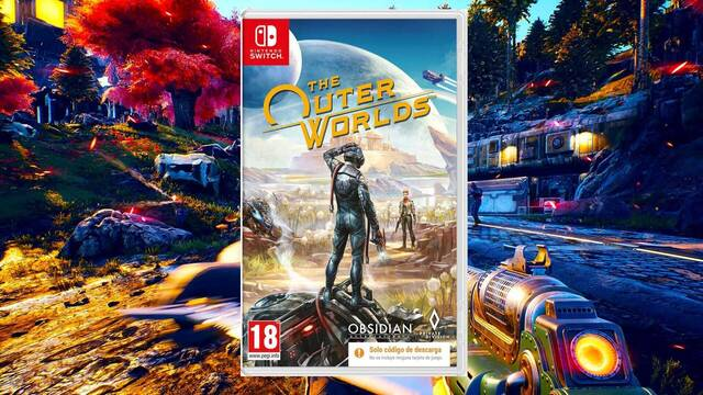switch outer worlds 6 de marzo