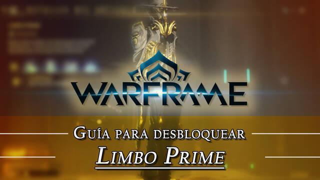 Warframe Limbo Prime: cómo conseguirlo, planos, requisitos y estadísticas