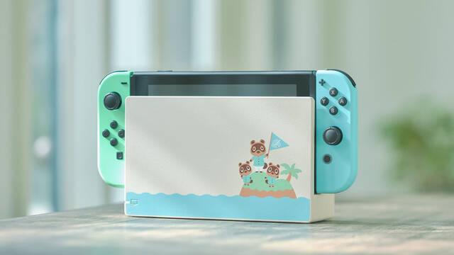 Animal Crossing Nintendo Switch Edición Especial