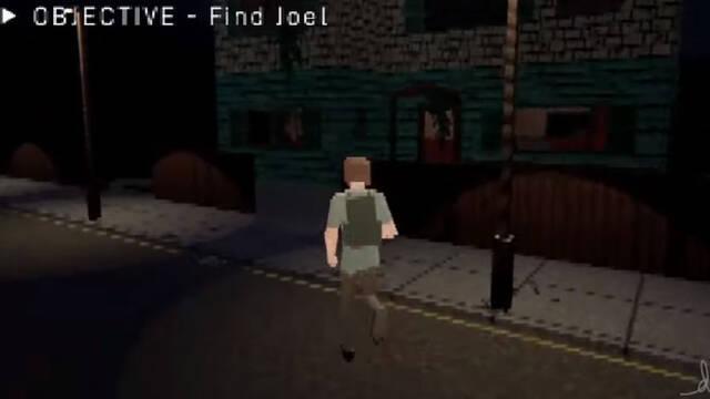 The Last of Us 2 Demake PS1 Dreams