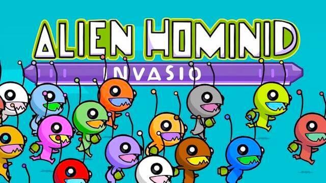 nuevo juego de alien hominid