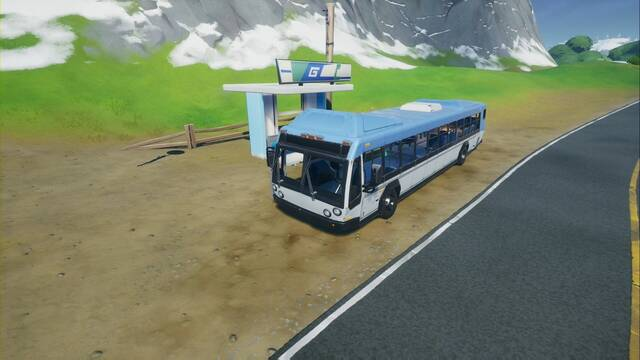 Desafío Fortnite: Visita distintas paradas de autobús en una misma partida - SOLUCIÓN
