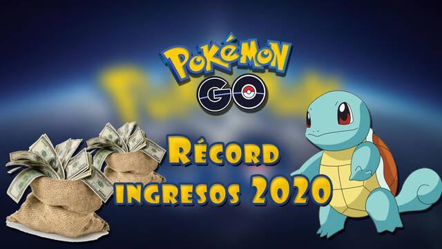 Pokémon GO generó 1,92 mil millones de dólares en 2020 a pesar del COVID-19
