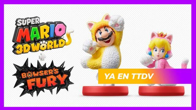 Super Mario 3D World + Bowser's Fury Reservar TTDV