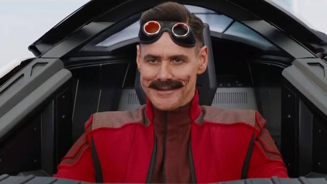 Sonic La Película: Jim Carrey premiado como mejor villano por su papel de Robotnik