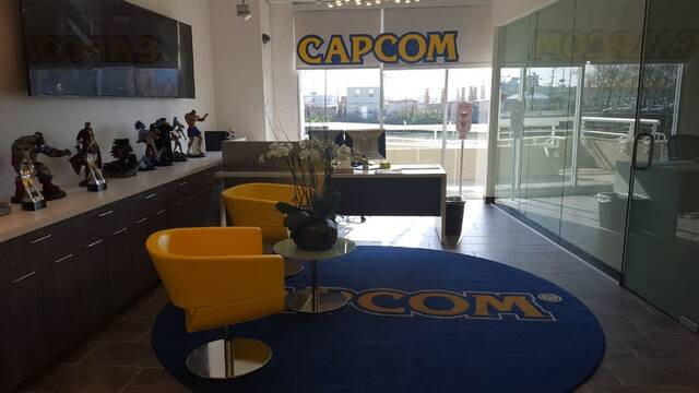 Capcom robo de datos