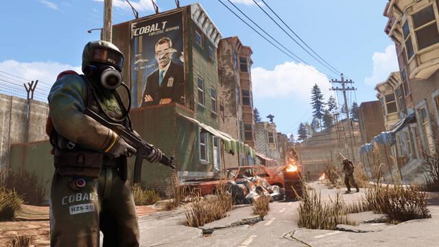 Rust registrado ESRB para PS4 y Xbox One