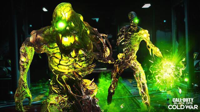 Call of Duty Black Ops Cold War y fin de semana de zombis