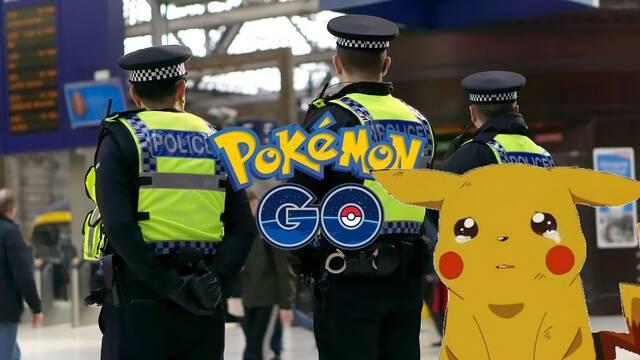 Pokémon GO y la policía de Essex