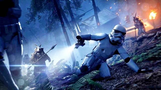 Los actores de Star Wars Battlefront 2 podrían estar trabajando en un nuevo proyecto