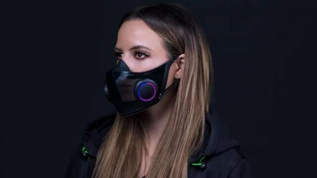 Razer presenta las mascarillas para jugar y prevenir el coronavirus