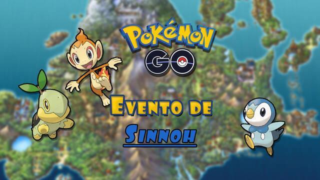 Pokémon GO: Evento región de Sinnoh; fechas y todos los detalles